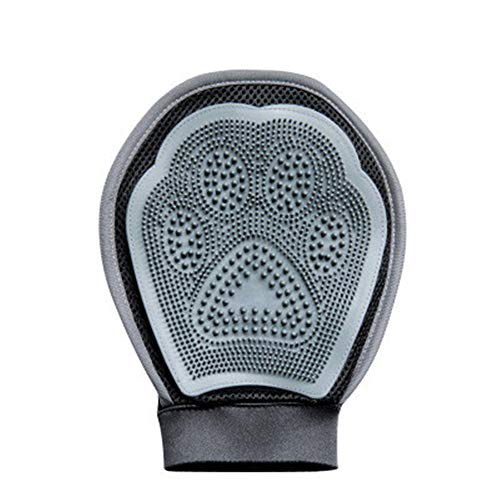 Hey Shop Lu Mao Mi Handschuhe, doppelseitiger Kamm für schwimmendes Haar, Haustierprodukte, Kamm