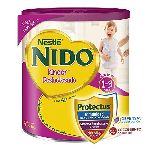 frisolac comfort de 1 a 3 años fabricante Nestlé Baby & Me
