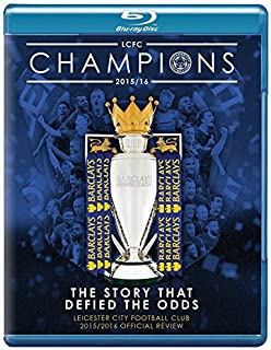 Leicester City Football Club: Premier League Champions - 2015/16 Official Season Review [Blu-ray]
