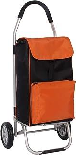 Aluminum Alloy Portable Shopping cart, Shopping, Folding, Luggage, Small cart, Fresh-Keeping Function