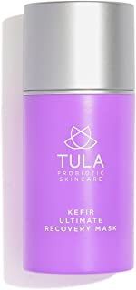 TULA Probiotic Skin Care Kefir Ultimate Recovery Mask | Face Mask to Instantly Moisturize and Relieves Dryness, Deeply Nourishing and Comforting | 2.5 oz