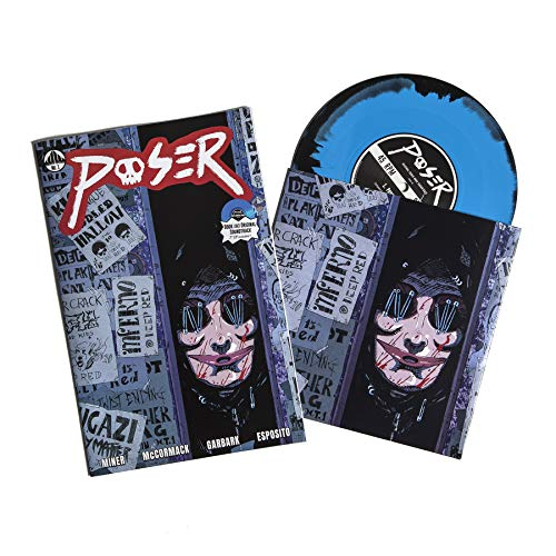 Poser Issue 1 (Comic + 7