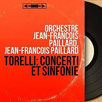 Torelli: Concerti et sinfonie (Mono Version)