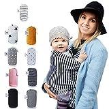 »fastique kids« Fular portabebés elastico para llevar al bebé fulares para...