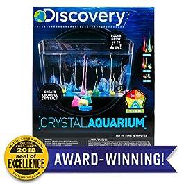 Discovery Crystal Aquarium