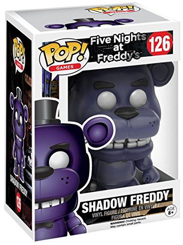 Figura Pop Five Nights at FreddyS Shadow Freddy Exclusive