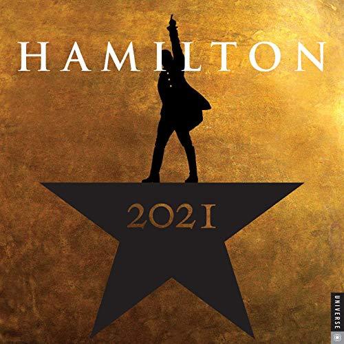 Hamilton: An American Musical - Ein amerikanisches Musical 2021 - 16-Monatskalender: Original Universe-Kalender [Mehrsprachig] [Kalender] (Wall-Kalender)