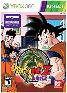 Dragon Ball Z for Kinect (輸入版:北米) XBOX360