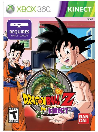 Dragon Ball Z for Kinect (輸入版:北米) XBOX360
