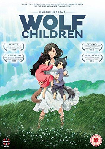 Wolf Children [Edizione: Regno Unito] [Edizione: Regno Unito]