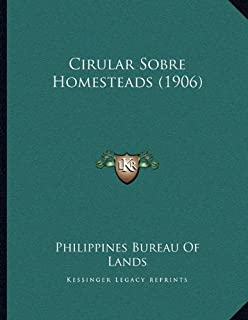 Cirular Sobre Homesteads (1906)