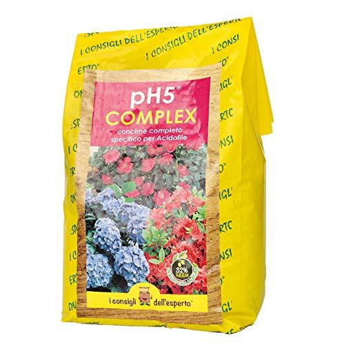 I Consigli Dell Esperto Ph5 Complex Concime Organominerale Specifico per Acidofile