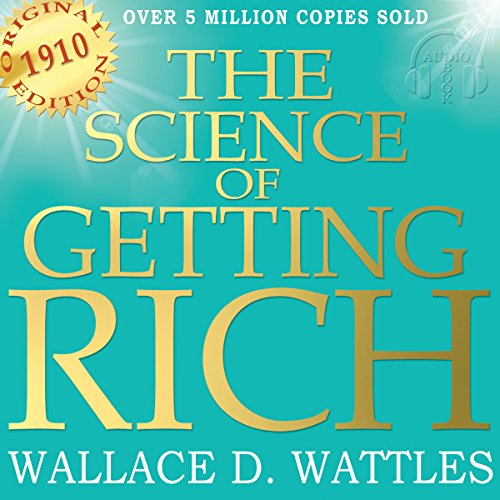 The Science of Getting Rich - Original Edition audiobook cover art