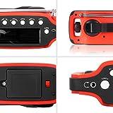Duronic Apex Radio AM/FM, wiederaufladbar – Solarradio – Kurbelradio – Solarenergie, Handkurbel und USB-Ladegerät – mit Radiowecker und Taschenlampe - 5