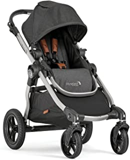 Baby Jogger City Select Stroller - Anniversary Edition   Baby Stroller with 16 Ways to Ride, Goes from Single to Double Stroller   Quick Fold Stroller