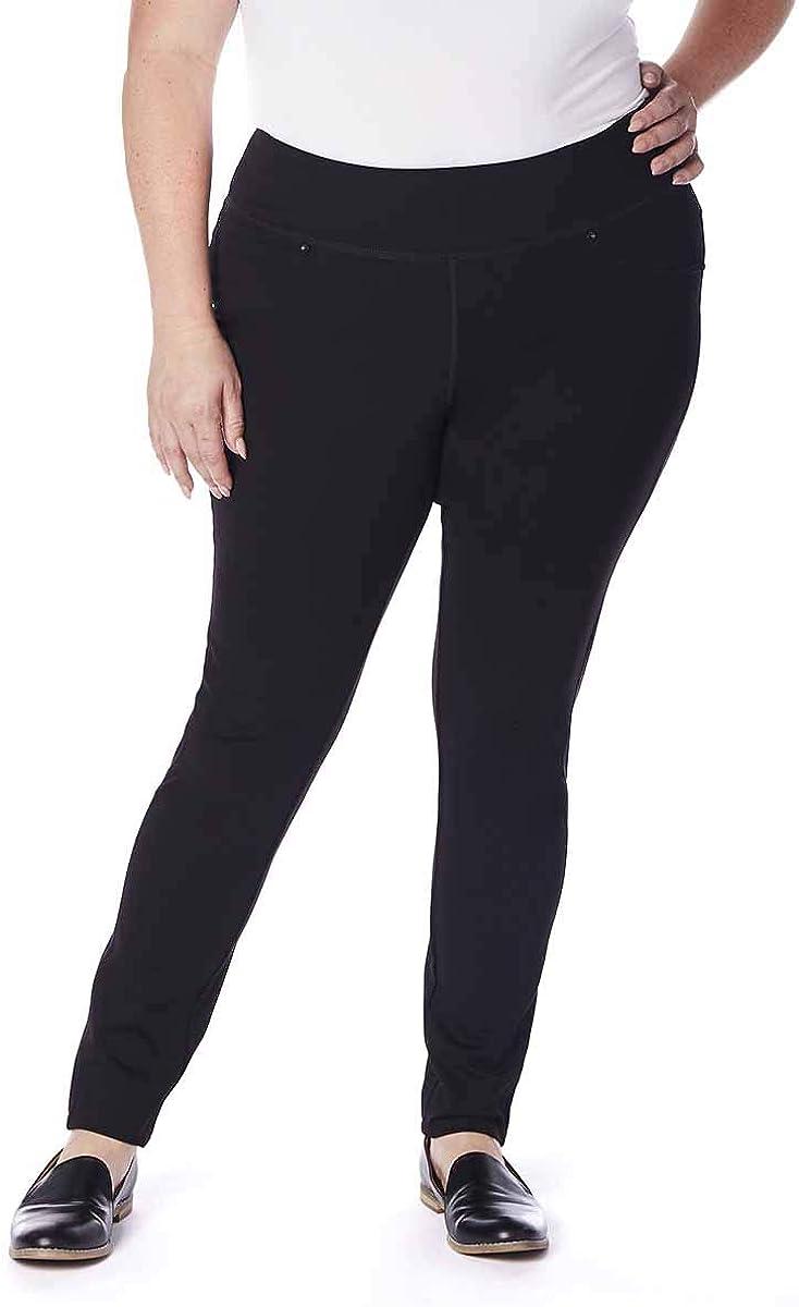 Jag Jeans Women's Plus-Size Ricki Double-Knit Ponte Legging