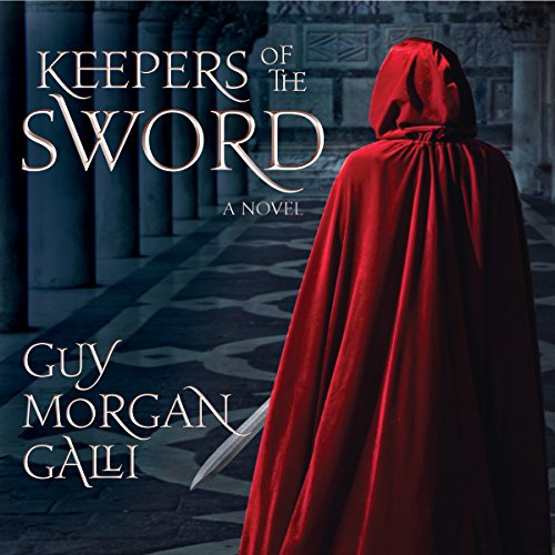 Keepers of the Sword audiobook cover art