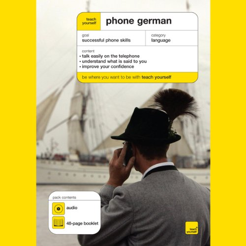 Teach Yourself Phone German cover art