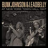 Bunk Johnson & Leadbelly At New York Town Hall 1947
