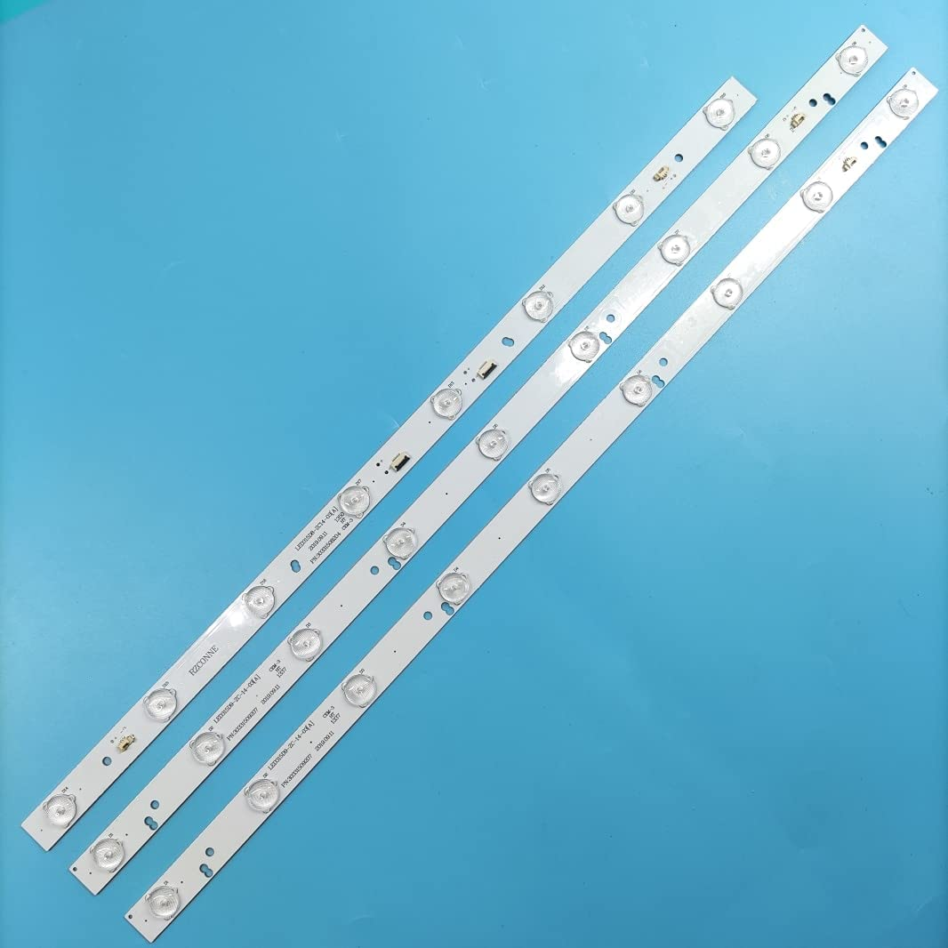 Replacement Part Inventory cleanup selling sale for TV LED Strips A LED315D9-ZC14-03 Quantity limited 9+8+9leds