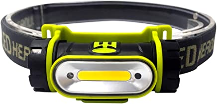 Kw-tool Induktiver Fokussierungsscheinwerfer, wiederaufladbarer Aluminiumscheinwerfer, Aluminiumscheinwerfer, Aluminiumscheinwerfer, Ledpfeiler (240 Lumen, 120M, 12H), geeignet für Nachtfischen, Autoreparatur, Bergleute, Nachtfahrten B07Q985QGL     | Zuverlässiger Ruf  ab3954