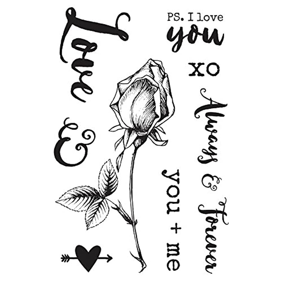 Kaisercraft Always & Forever Clear Stamps 6