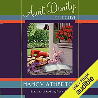 Aunt Dimity: Detective                   By:                                                                                                                                 Nancy Atherton                               Narrated by:                                                                                                                                 Teri Clark Linden                      Length: 7 hrs and 52 mins     5 ratings     Overall 4.2
