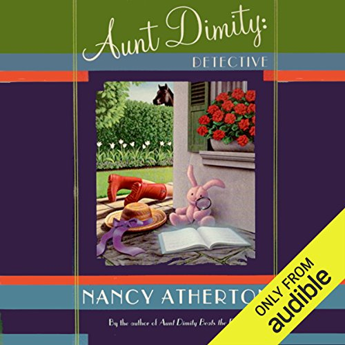 Aunt Dimity: Detective audiobook cover art