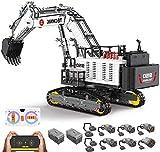 Technic Building Blocks Excavator, 2.4Ghz RC Escavator Engineering Vehicle Model Building Set, Construction Toys Compatible with Lego Technic, 4342 Parts