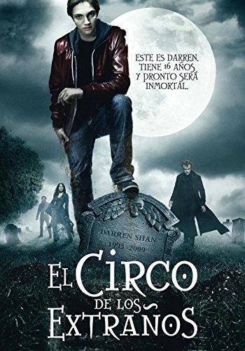 El circo de los extraños (La saga de Darren Shan 1)