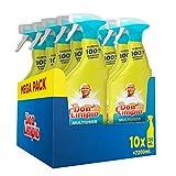Don Limpio Quitagrasas, Detergente en Spray, 7.2 L (10 x 720 ml), Hasta un 100%...