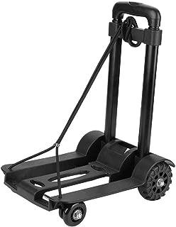 ufficio e tempo libero Keraiz mano sacco carrello trolley 80/kg pieghevole in alluminio resistente per facile sollevamento e spostamento a casa