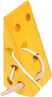 Lumon Holz Käse Irrgärten Spielzeug, Montessori Activity