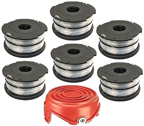 Great Features Of EFP Replacement Trimmer Spool Compatible with Black & Decker GrassHog Models GH700...