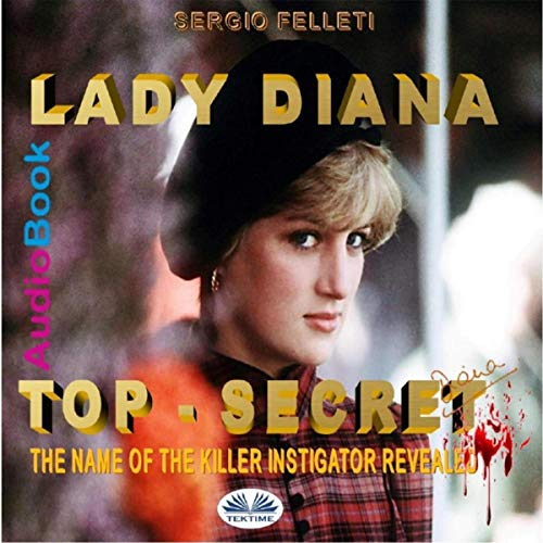 Lady Diana: Top-Secret Titelbild