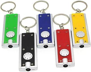 Uonlytech LED sleutelhanger zaklamp lichte mini zaklamp draagbare sleutelhanger zaklamp mini sleutelhanger zaklamp zaklamp...