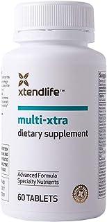 Sponsored Ad - Xtend-Life Multi-Xtra Advanced Multivitamin & Mineral Supplement for Women, Men, Children - 42 Bioavailable...