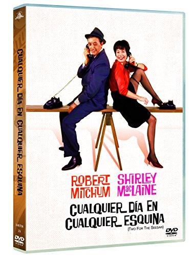 Cualquier Dia En Cualquier Esquina [DVD]
