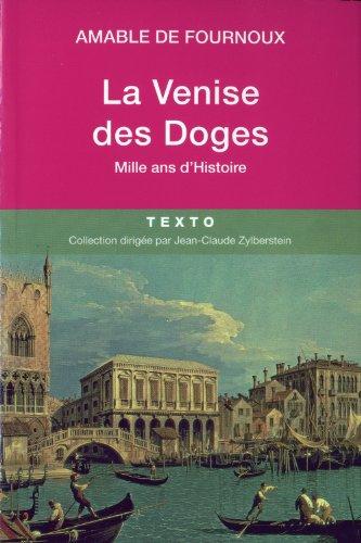 La Venise des Doges