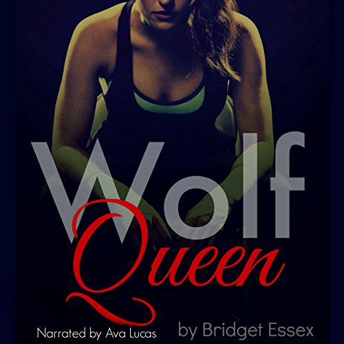 Wolf Queen audiobook cover art
