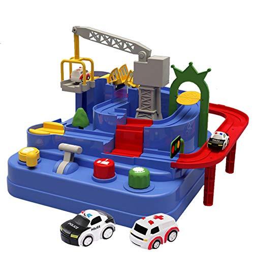 VENTDOUCE - Aufziehfahrzeuge für Kinder in Auto-abenteuerspiel, Größe B.
