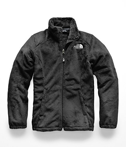 The North Face Girl's Osolita Jacket - TNF Black - M