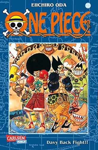 One Piece 33. Davy Back Fight!!