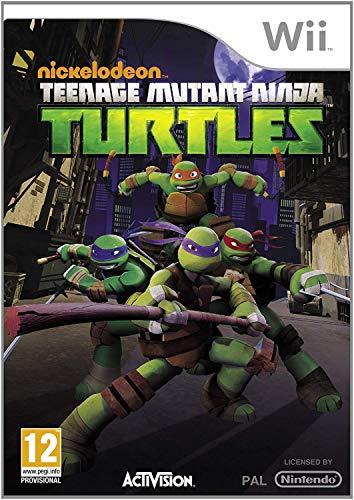 Teenage Mutant Ninja Turtles (Nintendo Wii) [UK IMPORT]