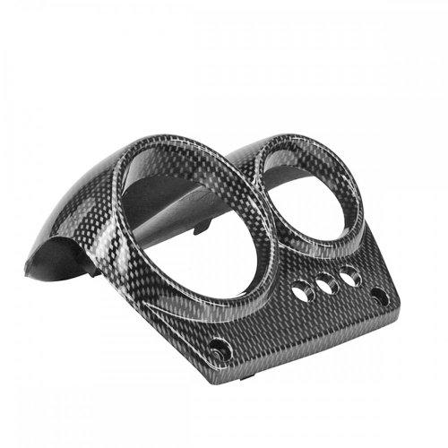 Tachoverkleidung TNT für Yamaha Aerox, MBK Nitro, Carbon - Look