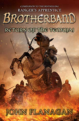 Return of the Temujai (The Brotherband Chronicles Book 8)