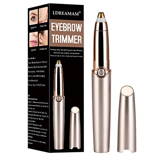 Eyebrow Trimmer,Upgraded Eyebrow Trimmer,Eyebrow Hair...