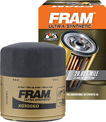 FRAM XG10060 Ultra Synthetic Spin-On Oil Filter with SureGrip