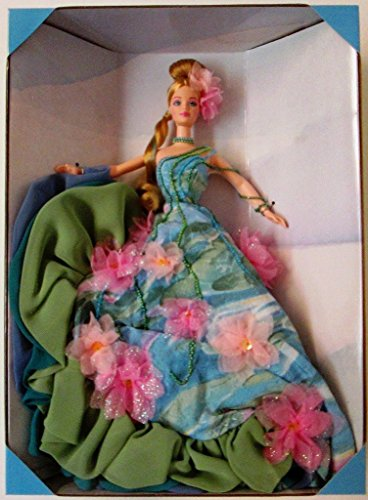 Water Lily Barbie Doll Claude Monet Limited Edition (1997)