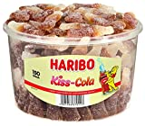 HARIBO - Kiss-Cola - Fruchtgummi - Dose